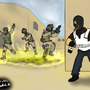 Counter-Strike Molotovs by Killerratte