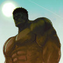 Hulk by jaimito