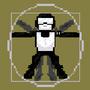 Vitruvian Tankman by killahwatts