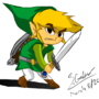 Toon Link by Galan0