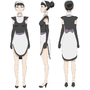 Maid Template by Tamel
