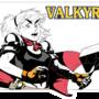 Valkyrie by Sparky-J