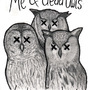 Dead Owls by CloseToGhost