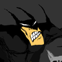 Batman is sick by AlmightyHans