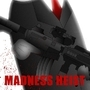 Madness Heist Poster (Red)