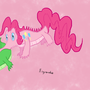 Gummy Pie the tail lover by Ragnarokia