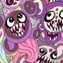 Monsturrs by SplendidDevil