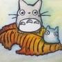 Totoro by freackgod
