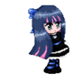 Pixel Stocking by Prinsu