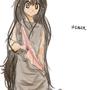 Illyana Sketch by GamerTheory
