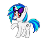 Vinyl Scratch by RainbowFlavoredChaos