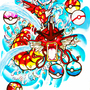 SHINY GYARADOS HAS APPEARED! by 50secondsaway