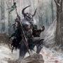 Hunter in the Snow by ThePrisoner