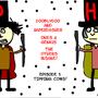 Haberdasher and Dooblydoo by TehPoptartKid