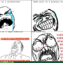 My rage comic by raid528