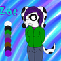 Zoe Ref Sheet by RainbowFlavoredChaos