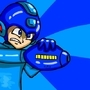Megaman! by lemonshaman