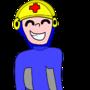 Megaman hard head by elelitel1
