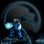 Sub-Zero Toonstyle Wallpaper by RaZ0R-R