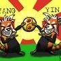 Yang and Yin by RaccoonRat