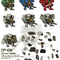 mecha flash sprites