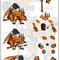 mecha flash sprites 2