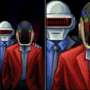 Daft Punk by JinnDEvil