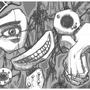 Scareh doodle by Tetigi