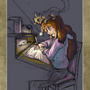 Hermione Granger - Lumos by kevinsano