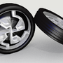 Custom Car Rims by Isakboarding