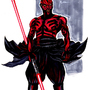 Darth Maul by TheFishyOne