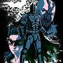 Batman rising by einharjar