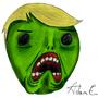 Creepy boy by AdamEstone