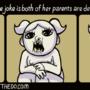 The Joke is Both of Her... by BillPremo