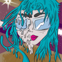 Melted Girl by Gatho
