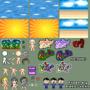 Miscellaneous Pixel Art by Mirak