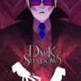 Dark Shadows Portrait Poster by AlmightyHans