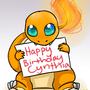 Happy Birthday Cynthia by Chocobogirl
