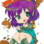 Kitty Vocaloid by Anim3xl0v3r