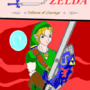 LOZ: Triforce of Courage: Link by Joe-You-Know