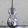 Violin by Lowgan