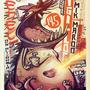 jahmadeus poster: digilog by RootsenSneeky