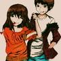 Couple by Anim3xl0v3r