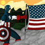 Captain America by ChaseCraft11