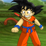 Son Goku by BeckyRawr