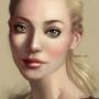 Portrait of Amanda Seyfried