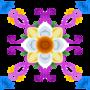 SymmetryFlora by mspixelsmith