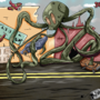 Squid-Struction!!! by PyroToaster
