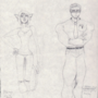 hank and tuni manga by warror