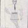 Hank, manga style by warror